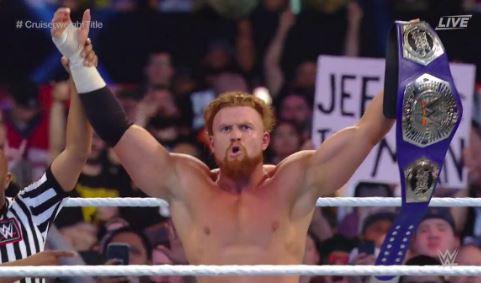 Royal Rumble kickoff show results