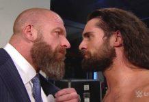 Seth Rollins vs. Dean Ambrose