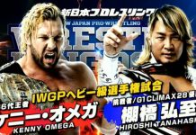 Wrestle Kingdom 13 Results