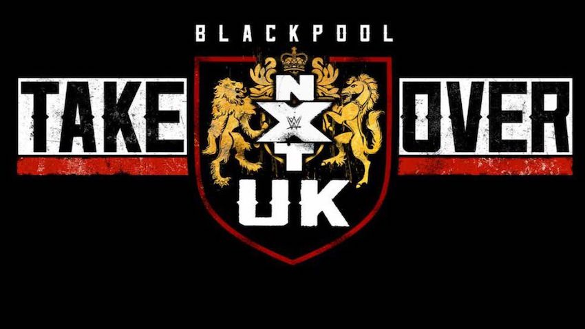 NXT TakeOver: Blackpool Results - 1/12/19 (Pete Dunne vs