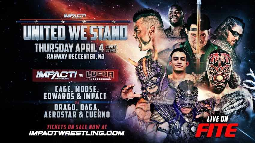 Impact United We Stand live FITE TV