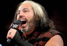 Matt Hardy contract status