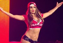 Nikki Bella WIN Awards