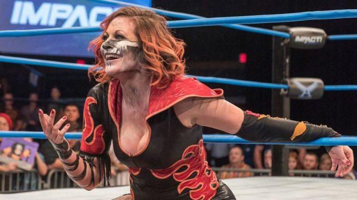 Rosemary Impact Wrestling
