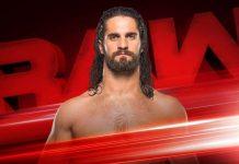 WWE Seth Rollins RAW