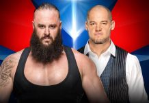 WWE Strowman vs Corbin No DQ Match