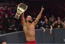 New Intercontinental champion at Elimination Chamber.