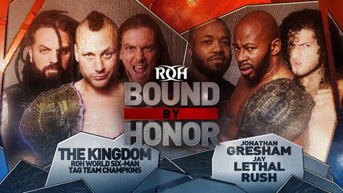 ROH Bound By Honor Results