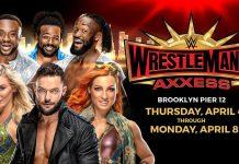 WrestleMania Axxess