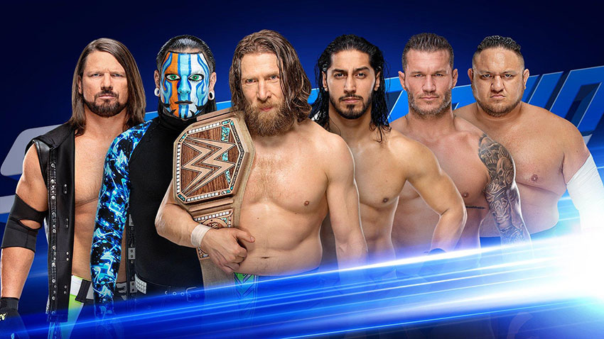 Smackdown Live Preview
