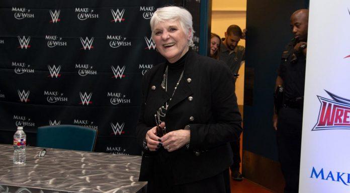 Sue Aitchison, 2019 Warrior Award recipient