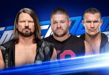 AJ Styles and Randy Orton Smackdown Live