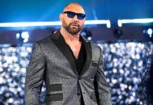 WWE Batista RAW