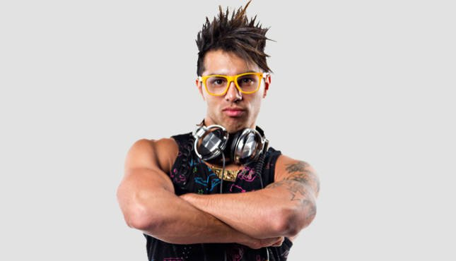 DJZ signs deal with WWE