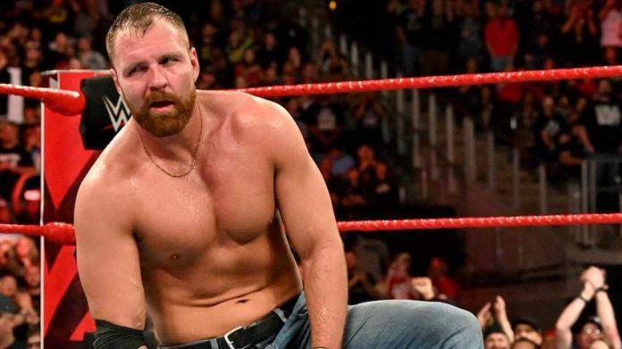 WWe Dean Ambrose