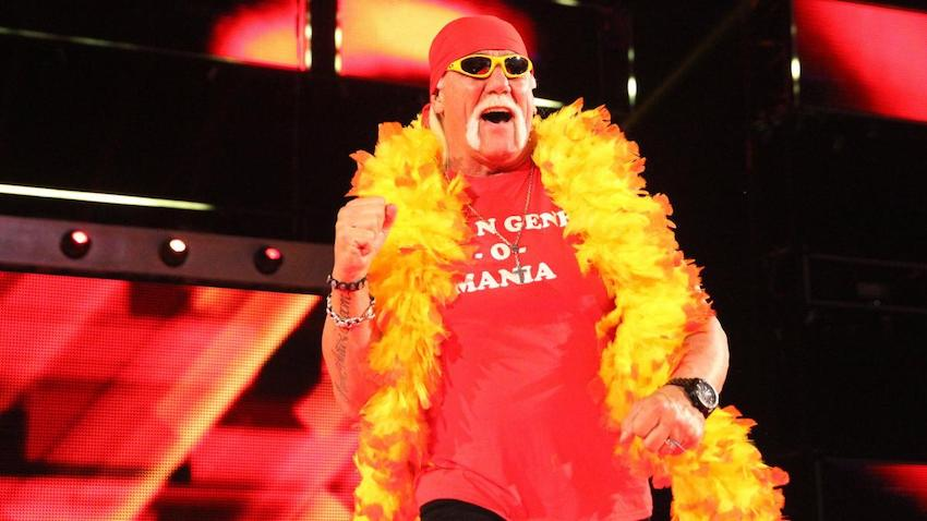 Report: WWE bringing in Hulk Hogan and a former top star for ...