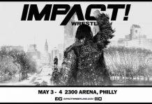 Impact Wrestling tv tapings 2300 Arena