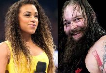 WWE JoJo and Bray Wyatt expecting a child