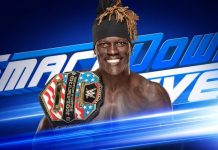 US Title Open Challenge Smackdown
