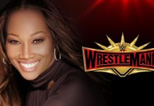 Yolanda Adams WrestleMania 35