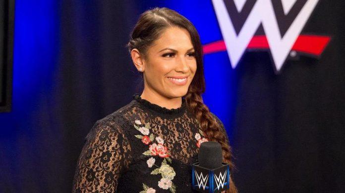 WWE Dasha Fuentes