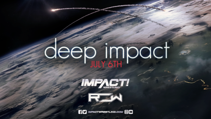 Impact partnership for Deep Impact