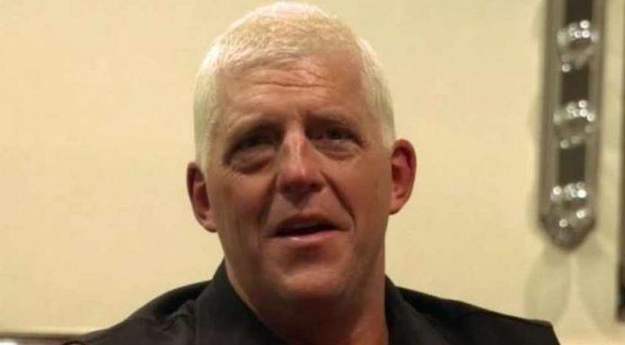 Dustin Rhodes departs WWE