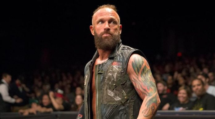 Eric Young on being moved to RAW