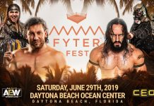 AEW presents Fyter Fest