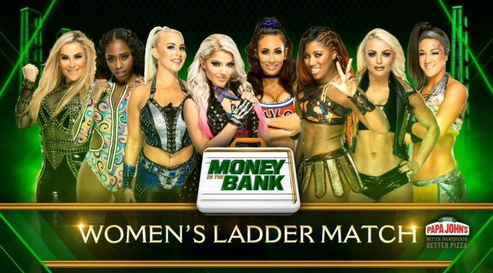 Money in the Bank card