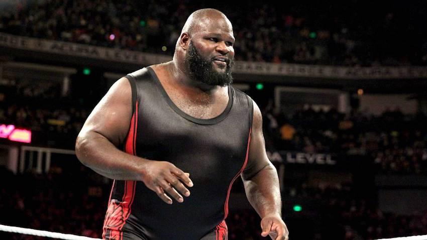 WWE Mark Henry Starrcast II
