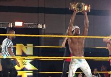 NXT Live Results Largo FL