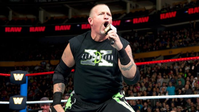 Road Dogg resigns