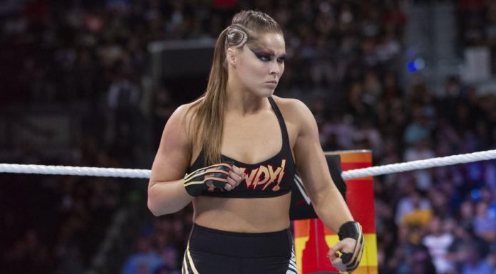 Ronda Rousey taking hiatus