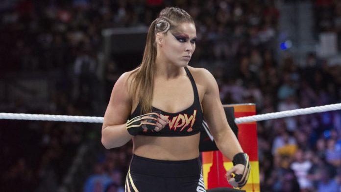 Ronda Rousey taking hiatus