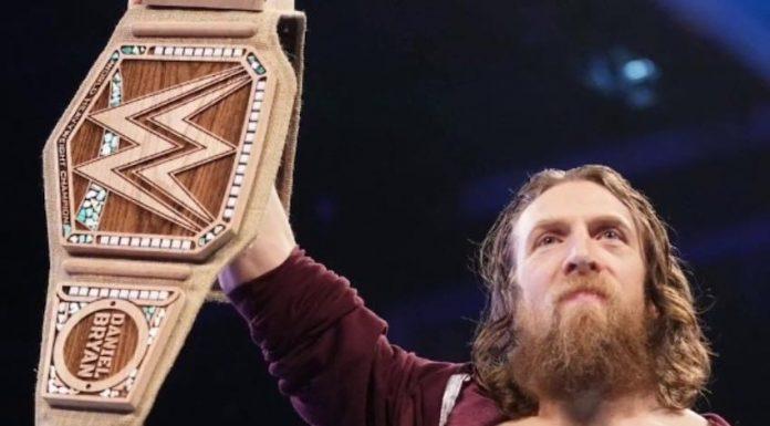 WWE Eco-Friendly Title belt on sale