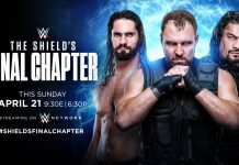 The Shield's Final Chapter results