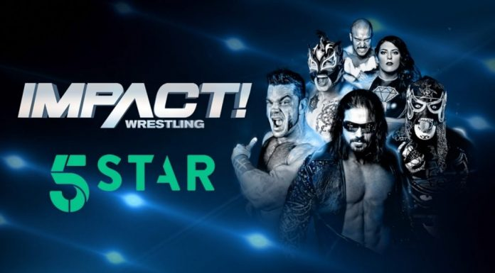 Impact Wrestling channel switch