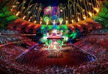 WWE returns to Saudi Arabia