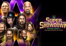 Super ShowDown matches