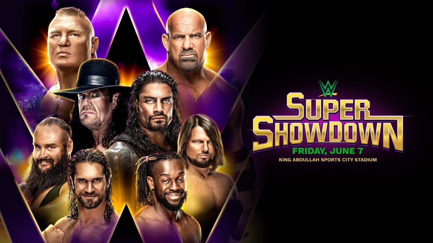 Super ShowDown matches