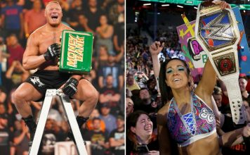 WWE Money in the Bank Results