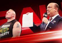 Brock Lesnar to cash in