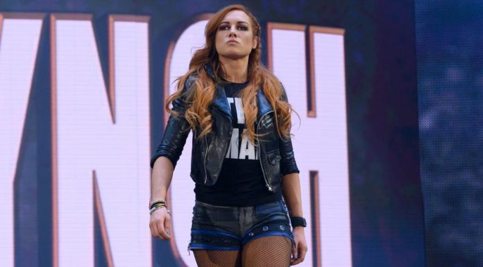 Becky Lynch interview