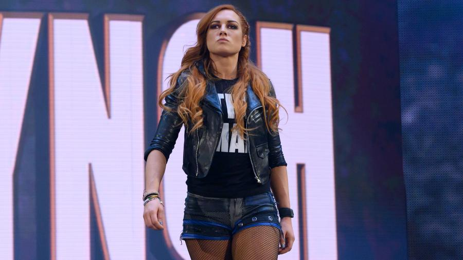 Becky Lynch talks about the WWE schedule, taking jabs at