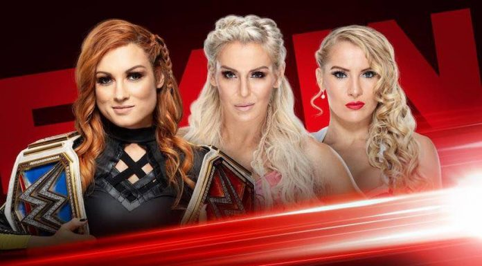 Double contract signing at RAW this Monday
