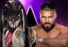 Finn Balor IC Title defense at Super ShowDown