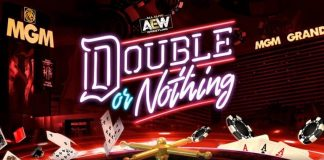 Former WWE set for Double or Nothing