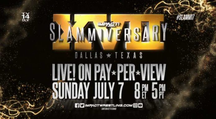 Impact Slammiverary PPV Titanium Packages Sold Out