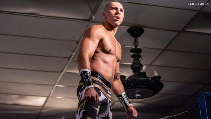 DJZ signs with WWE NXT